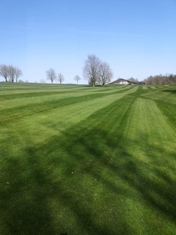 Greenkeeping im Frühjahr