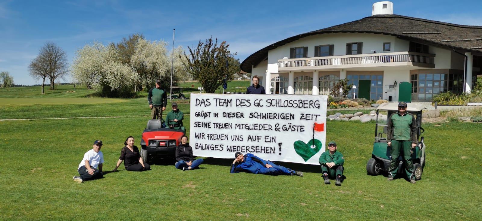 Greenkeeping im April 2020 (2)
