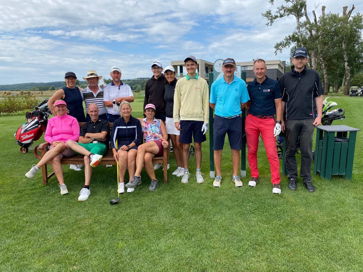 Golfclub Schloßberg goes Ungarn