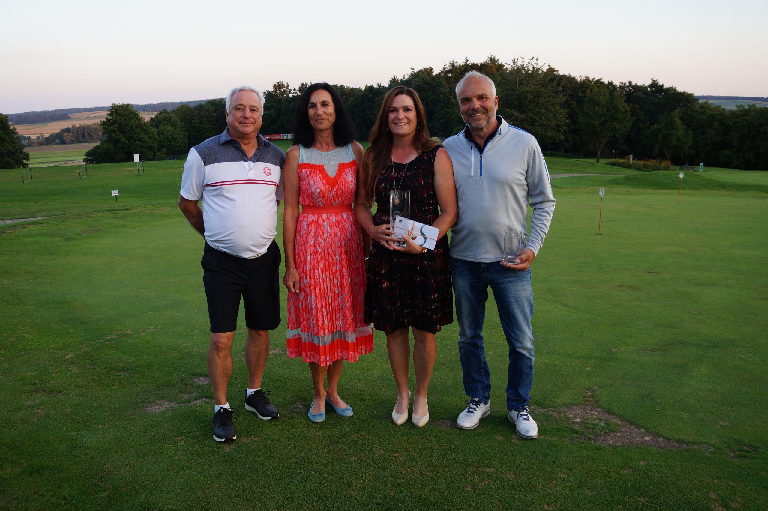Hochklassiges Golf beim Highlight der Saison im Golfclub Schloßberg
