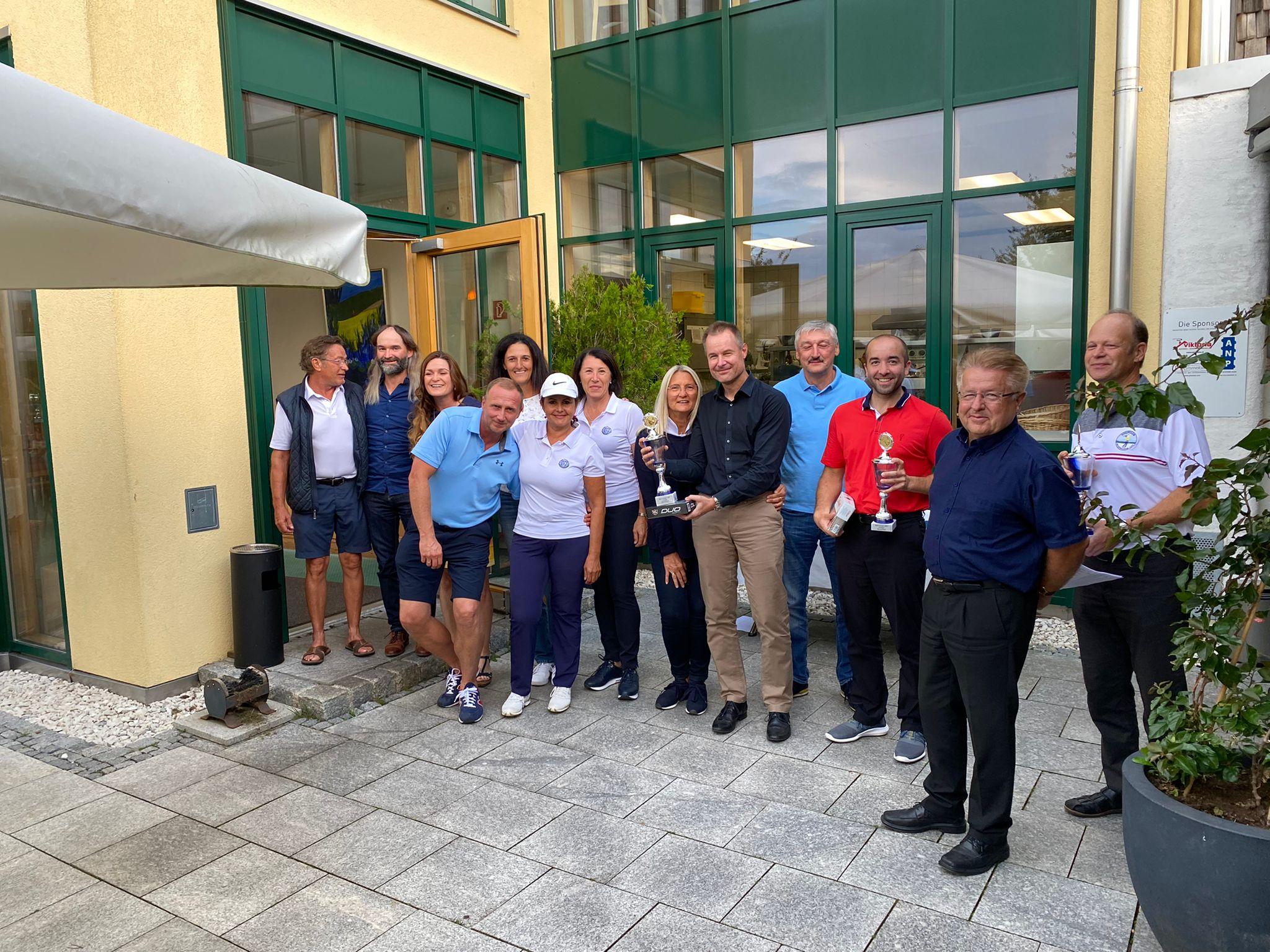Erfolgreiches Euregio-Finale des Golfclub Schloßberg